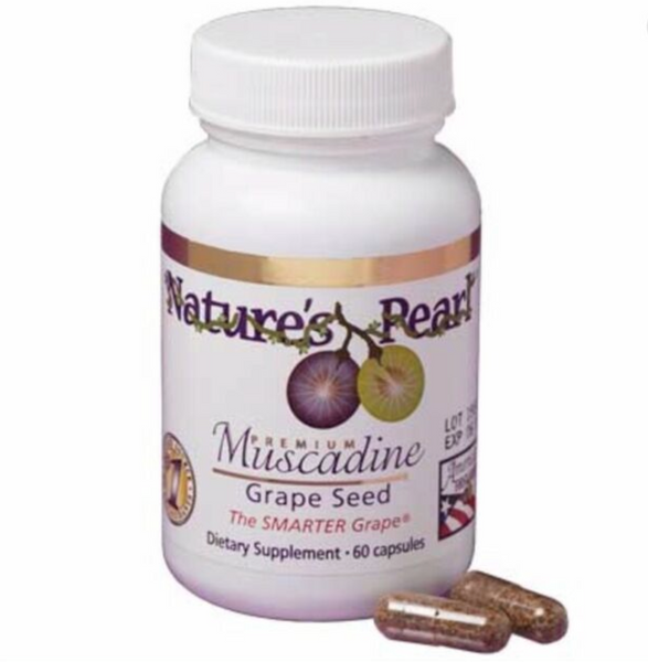 Premium Muscadine Grape Seed