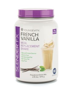 Slender Fx™ Meal Replacement Shake - French Vanilla