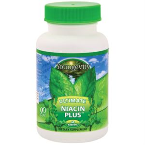 Ultimate Niacin Plus™ – 60 tablets