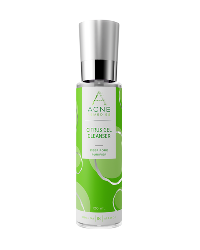 Citrus Gel Cleanser - Acne Remedies