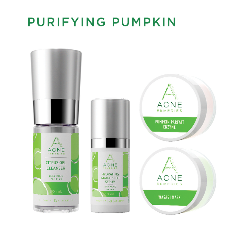 Purifying Pumpkin Facial
