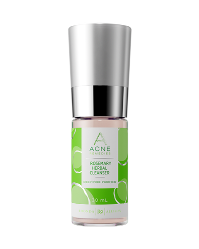 Rosemary Herbal Cleanser - Acne Remedies