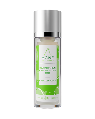 Broad Spectrum eZinc Protection SPF 22 - Acne Remedies