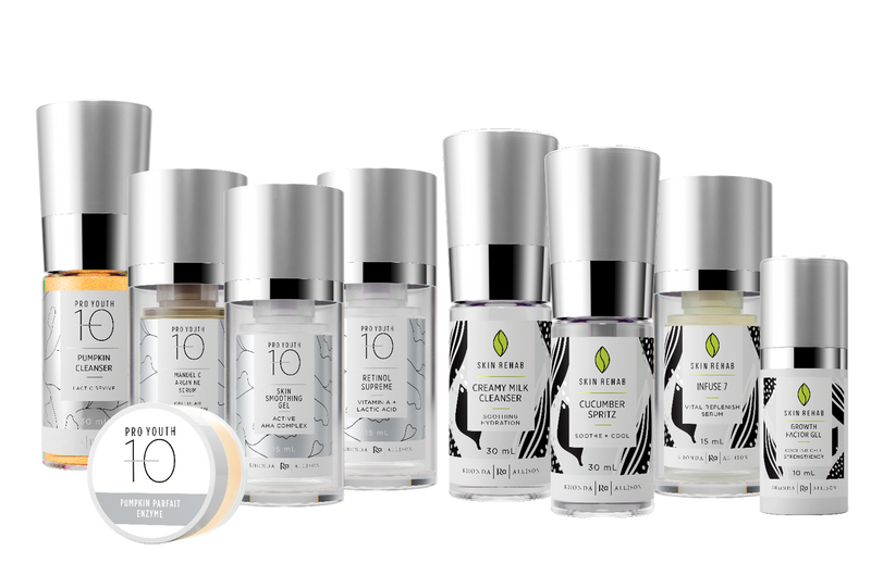 Pro Youth/Pigmentation Home Peel