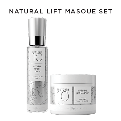 Natural Lift Masque Set