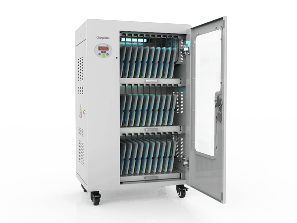 ChargeMax Disinfection UV Cabinet - 30 Bays, 3 Level (CT-30BU)