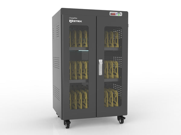 ChargeMax 30-bay Laptop Disinfection UV Cabinet (CT-30BP)