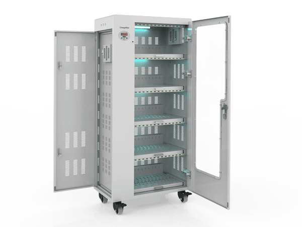 ChargeMax Disinfection UV Cabinet - 60 Bays, 5 Levels (CT-60BU)