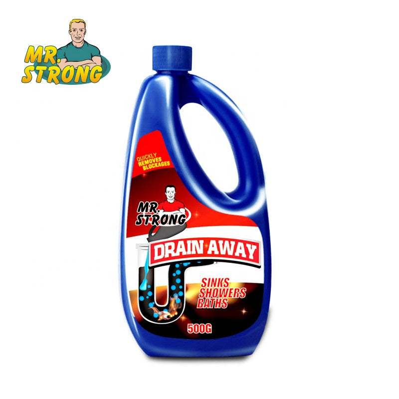 Liquid Drain Away Cleaner - Case of