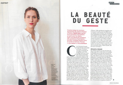 Press - Grazia - article 01