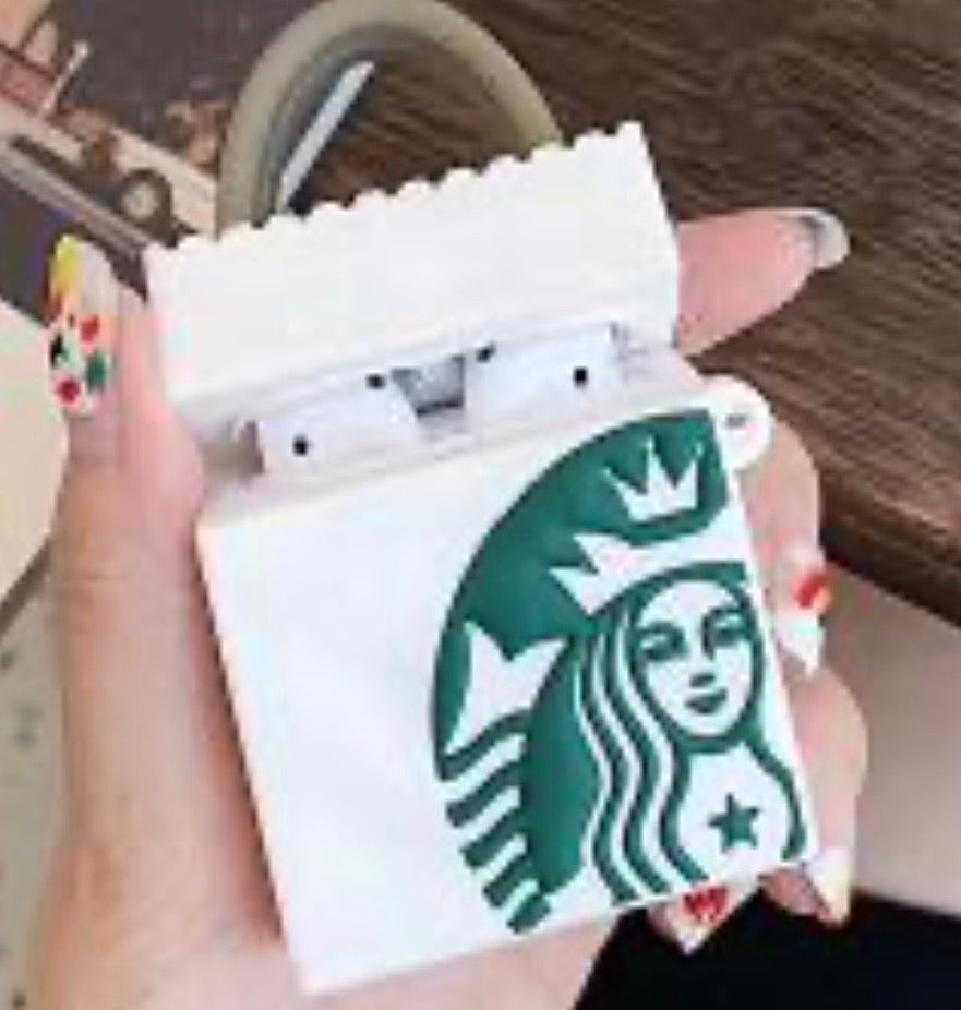 Starbucks AirPod Case