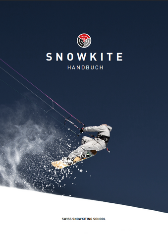 Snowkite Handbuch - The Kite Shop