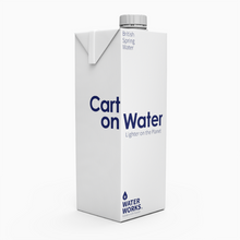 Load image into Gallery viewer, Carton Water Still - 1Ltr x 48 (£1.15/unit) FREE DELIVERY