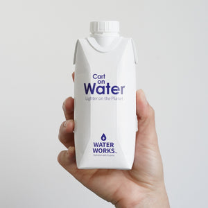 Carton Water Still - 330ml x 48 (69p/unit) FREE DELIVERY