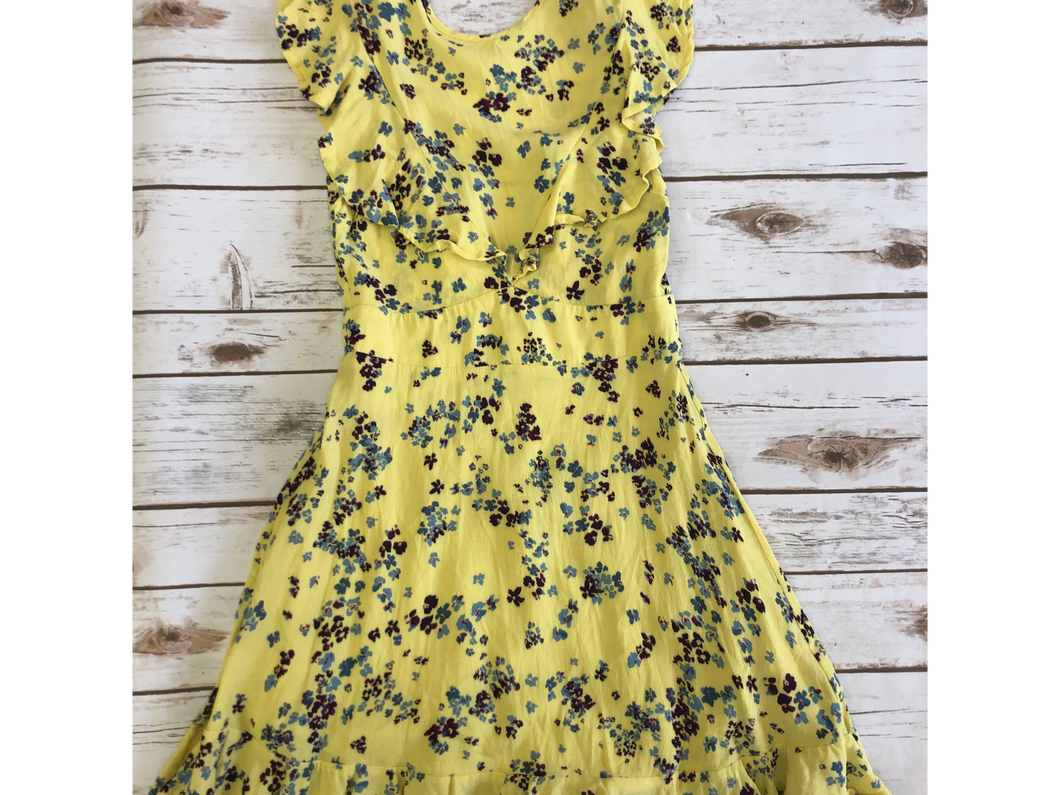 Olivaceous Dress Size Small