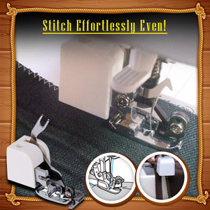 Side Cutter Overlock Presser Foot