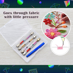 Punch Embroidery Pen