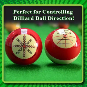 [PROMO 30% OFF] SpinPro™  Billiard Training Ball
