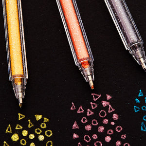 GlitterPlus Gel Pens