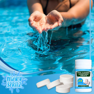Pool Cleaning & Sanitizing Tablet
