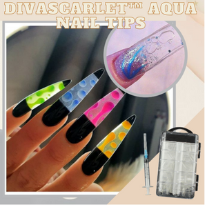 DivaScarlet™ Aqua Nail Tips