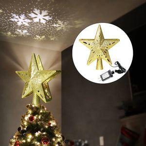 Christmas Star Projector