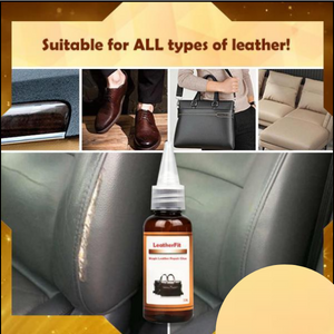 [PROMO 30% OFF] LeatherFit Magic Leather Repair Glue