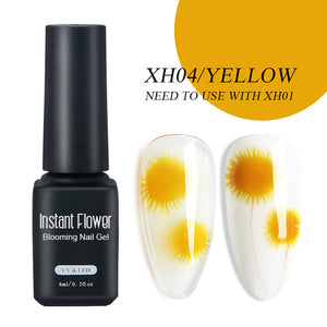 Instant Flower Blooming Nail Gel