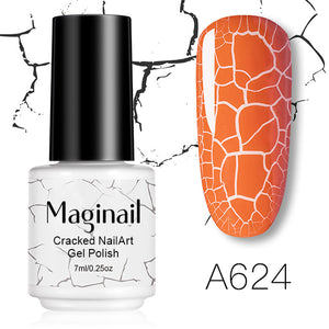 Maginail Cracked NailArt Gel Polish