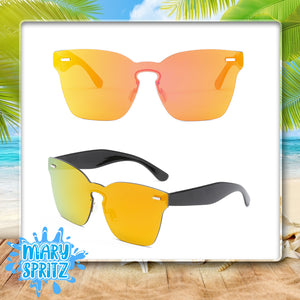 Rimless Polarized Sunglasses