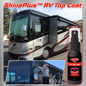 [PROMO 30%] ShinePlus™ RV Top Coat