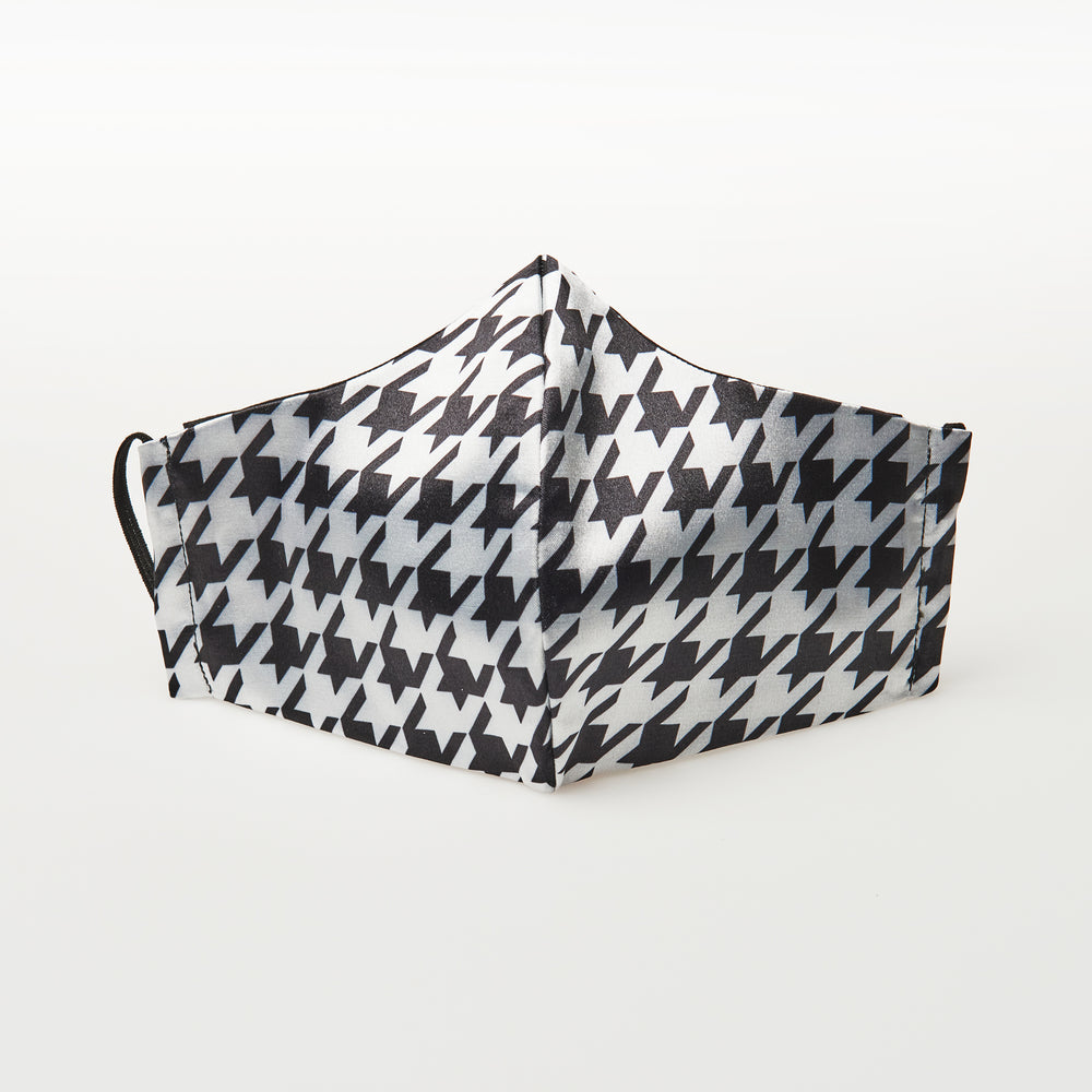 Face Mask - Houndstooth