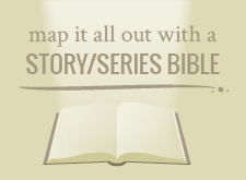Map it all out with a story/series bible