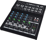 Mackie Mix Series Mix8 8-Channel Mixer