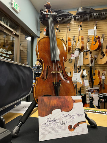 Maple Leaf MLS2100VN4/4-Ha Heritage (Haddock) 4/4 (Violin Only)