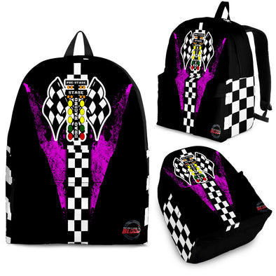 Drag Racing Backpack RBNPi