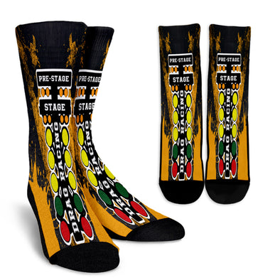 Drag Racing Crew Socks RBO