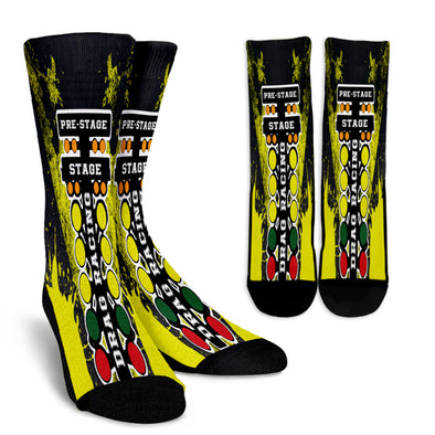 Drag Racing Crew Socks RBY