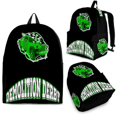 Demolition Derby Backpack