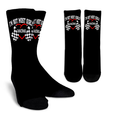 Racing Crew Socks