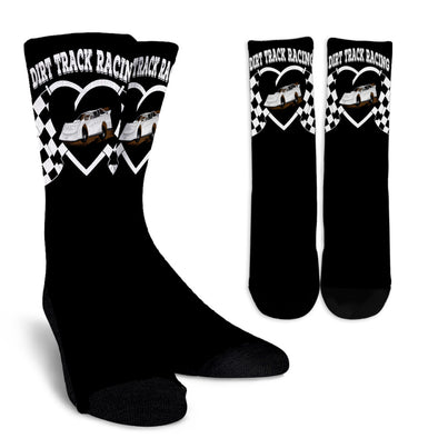 Dirt Racing Late Model Crew Socks