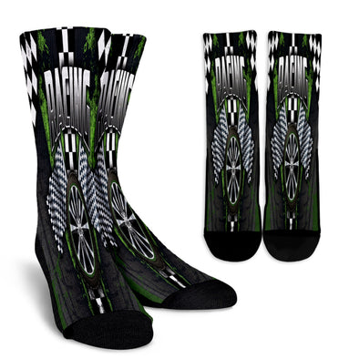 Racing Crew Socks RBG