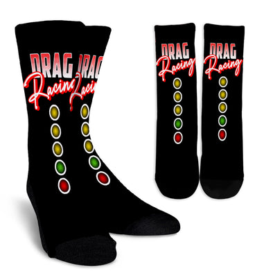 Drag Racing Crew Socks