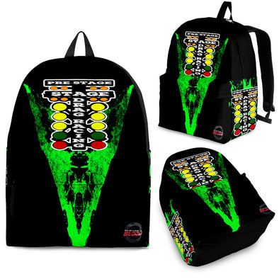 Drag Racing Backpack