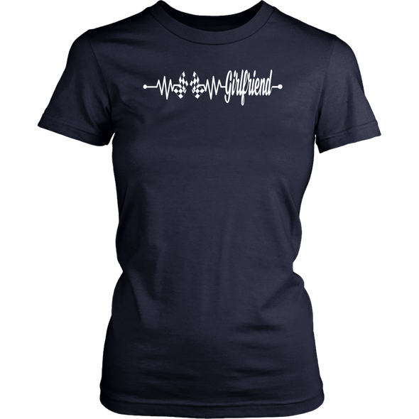 Racing Girlfriend Heartbeat T-Shirts!