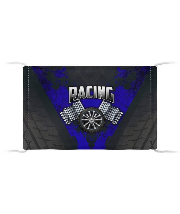 Racing Face Mask RBBV Cloth Face Mask