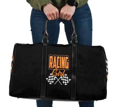 Racing Girl Travel Bag