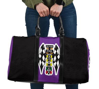 Drag Racing Travel Bag RB-PURPLE