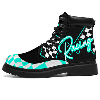 Racing All-Season Boots carolina blue
