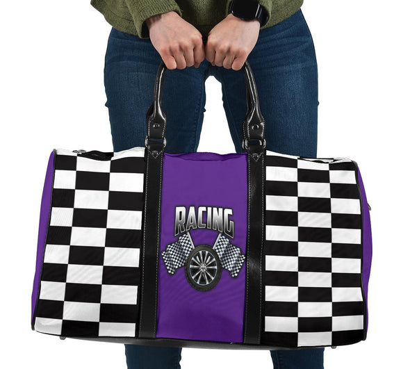 Racing Travel Bag RBN-Pu